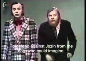 Jozin Z Bazin - original with english subtitles